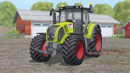 Claas Axioƞ 850 для Farming Simulator 2015