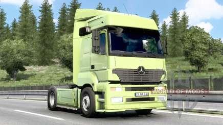 Mercedes-Benz Axor 1840 2001 v3.1 для Euro Truck Simulator 2