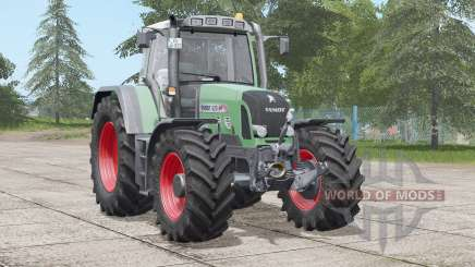 Fendt 820 Vario TΜS для Farming Simulator 2017