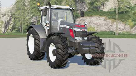 Massey Ferguson 7600 series〡adjustable mirrors для Farming Simulator 2017
