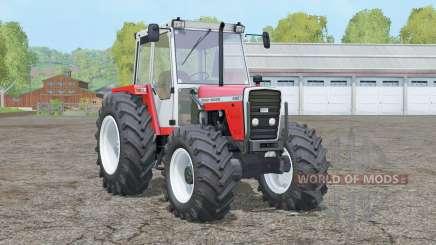Massey Ferguson 698T〡FL console для Farming Simulator 2015