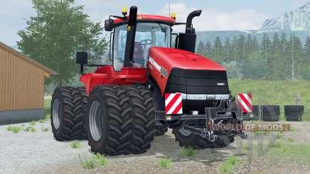 Case IH Steiger 600〡double wheels для Farming Simulator 2013