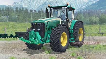 John Deere 8430〡manual ignition для Farming Simulator 2013