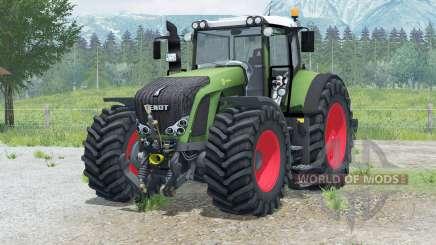 Fendt 924 Vario〡change driving direction для Farming Simulator 2013