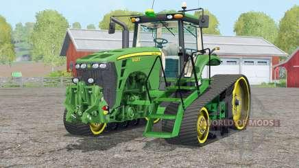 John Deere 8430T〡animated tracks для Farming Simulator 2015
