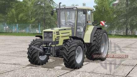 Hurlimann H-488 Turbø для Farming Simulator 2017