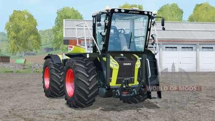 Claas Xerion 4000 Saddle Trac для Farming Simulator 2015