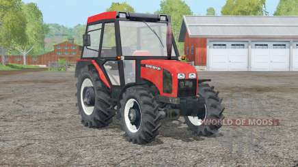 Zetor 5340〡opening sunroof для Farming Simulator 2015