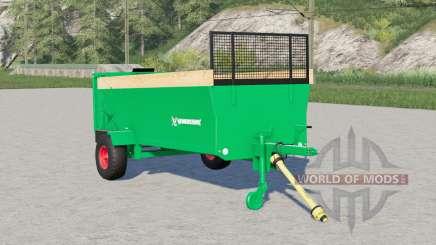 Tehnostroj TG28 для Farming Simulator 2017