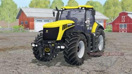 JCB Fastrac 8310〡interactive buttons для Farming Simulator 2015