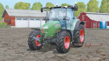 Hurlimann XM 130 T4i〡with or without fenders для Farming Simulator 2015