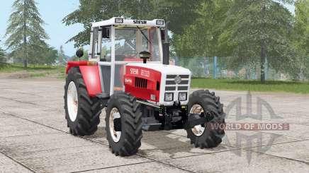 Steyr 8120A Turbo для Farming Simulator 2017