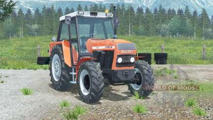 Ursus 914〡manual ignition для Farming Simulator 2013