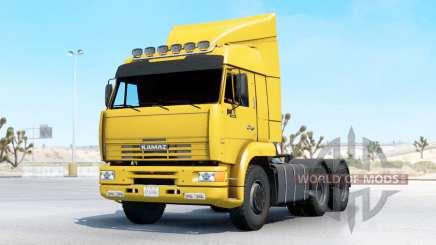 КамАЗ-6460 для American Truck Simulator
