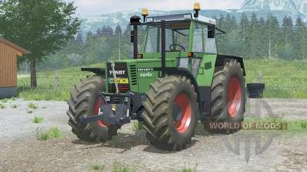 Fendt Favorit 615 LSA Turbomatiꝅ для Farming Simulator 2013
