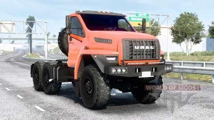Урал Next (44202-5311-74Е5) v1.6 для American Truck Simulator