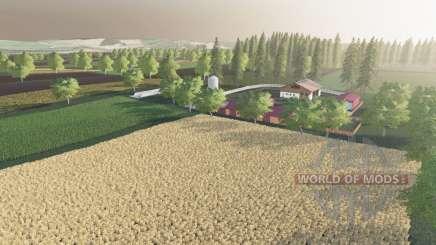 Rolnicze Pola v3.0 для Farming Simulator 2017