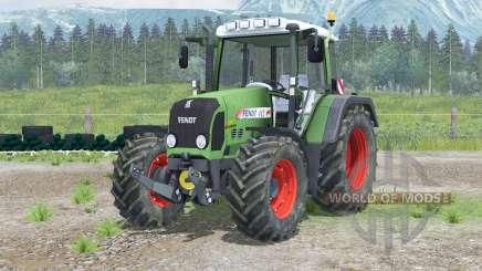 Fendt 412 Vario TMS〡front loader для Farming Simulator 2013