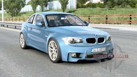 BMW 1M (E82) 2011 v1.9 для Euro Truck Simulator 2