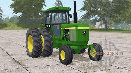 John Deere 4030 series для Farming Simulator 2017