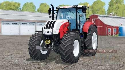 Steyr 6230 CVΤ для Farming Simulator 2015