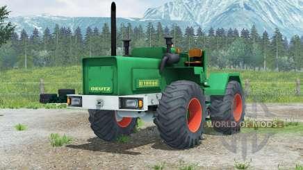 Deutz D 16006 A для Farming Simulator 2013