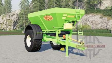 Bredal K-series〡work speed increased для Farming Simulator 2017