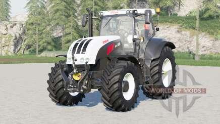 Steyr 6000 CVT〡color config для Farming Simulator 2017