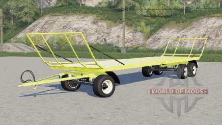 Conow Ballenwagen для Farming Simulator 2017