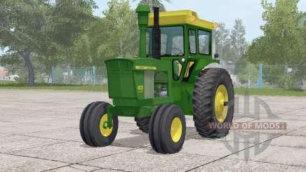 John Deere 4020 series для Farming Simulator 2017