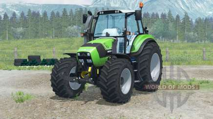 Deutz-Fahr Agrotron TTV 4ვ0 для Farming Simulator 2013