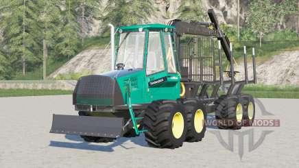 Timberjack 1110D 8W для Farming Simulator 2017