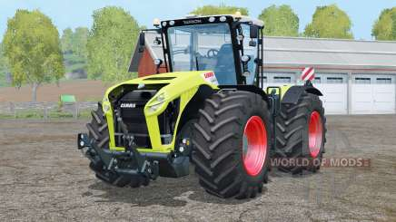Claas Xerion 4500 Trac VꞆ для Farming Simulator 2015