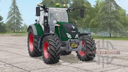 Fendt 700 Vaꝶio для Farming Simulator 2017