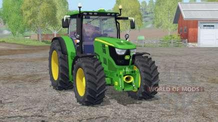 John Deere 6150R〡optional FL console для Farming Simulator 2015