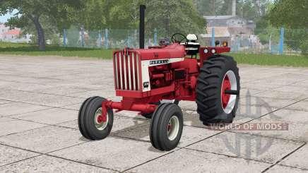 Farmall ৪06 для Farming Simulator 2017