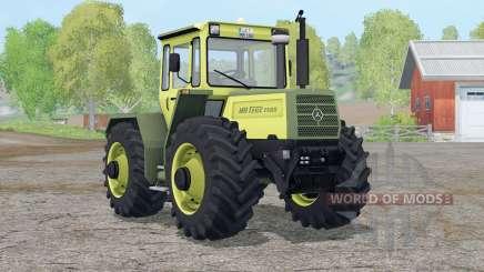Mercedes-Benz Trac 1500〡washable для Farming Simulator 2015