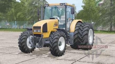 Renault Ares 550 RZ〡dual rear wheels для Farming Simulator 2017