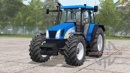 New Holland T5050〡power selection для Farming Simulator 2017