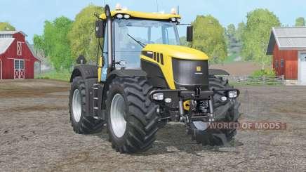 JCB Fastrac 3230 Xtra〡reduced wheel size для Farming Simulator 2015