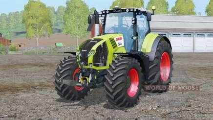 Claas Axioꝴ 850 для Farming Simulator 2015