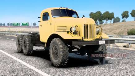 ЗиЛ-157В v1.4 для American Truck Simulator