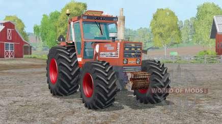 Fiat 1880 DT для Farming Simulator 2015