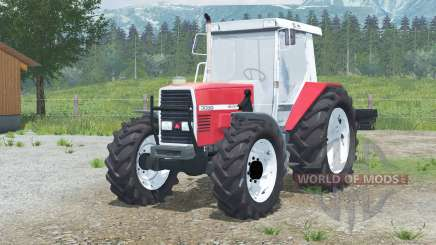 Massey Ferguson 30৪0 для Farming Simulator 2013