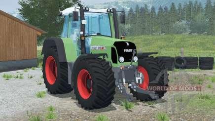 Fendt 818 Vario TMS〡folding front linkage для Farming Simulator 2013