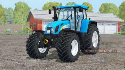 New Holland Ŧ7550 для Farming Simulator 2015