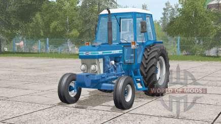 Forᶑ 7610 для Farming Simulator 2017