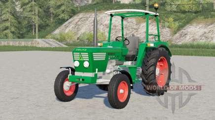 Deutz 4006 для Farming Simulator 2017