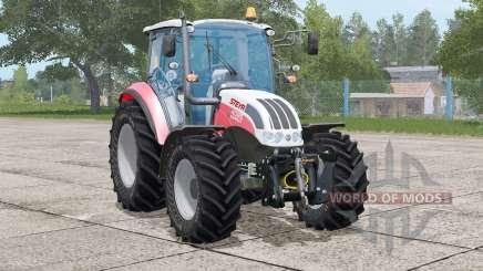 Steyr Kompakt 4095〡wheels selection для Farming Simulator 2017