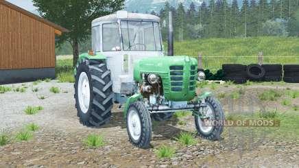 Ursus C-4011〡with or without autoreturn steering для Farming Simulator 2013